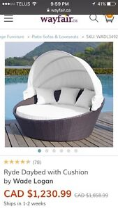 Brand New Ryde daybed
