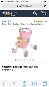baby doll stroller - poussette pour bebe