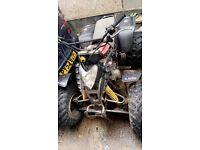 Apache 500cc Quad £900 CHEAP!!!