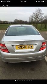 For sale Mercedes Benz C200