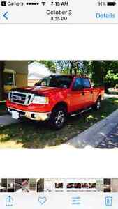2008 Ford F-150 Xlt Pickup Truck Kawartha Lakes Peterborough Area image 1
