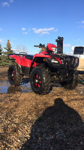 2009 750 Suzuki King Quad