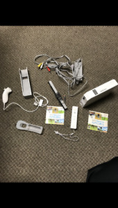 Wii never used