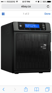 WD SENTINEL DX4000 8TB SERVER STORAGE