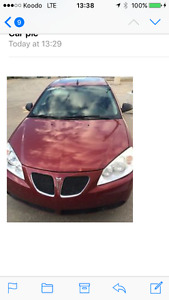2008 Pontiac G6 Sedan for sale