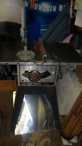 CRAFTSMAW TABLE SAW