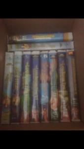 All the land before time vhs movies
