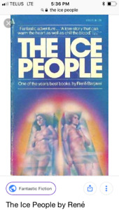 Wanted: the ice people