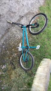 2012 norco Aries BMX bike