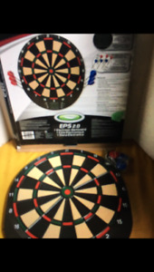 East point electronic dart board -new