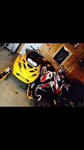 Pair of sleds for sale