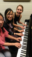 Ancaster In Home Piano lesson special - $20.50 / half hour