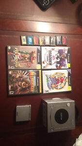 Gamecube and Gameboy Bundle w/games