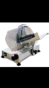 Meat Slicer made in Italy