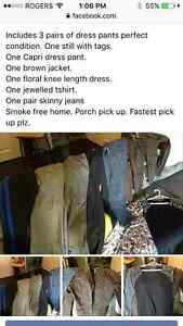 Lot of clothes $15 for all