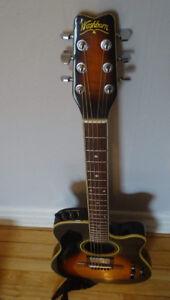 guitare washburn mirage pro 1983