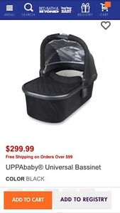 Uppababy Bassinet  Strathcona County Edmonton Area image 1