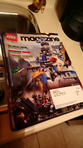 70 Vintage Lego Magazines ($0.50 each or $30.00 for all of them)