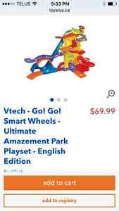 Vtech - Go! Go! Smart Wheels - Ultimate Amazement Park Playset -