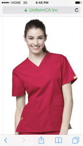 Nursing Uniform Top WonderWink