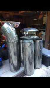 INSULATED STOVE PIPE $200