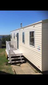 Deluxe 3 bedroom with 2 washrooms central heated caravan.