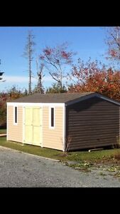 Custom built baby barns / sheds built on site in 1 day!
