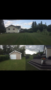 13 acres and house 5 mins from Camrose