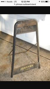 Looking for outboard display stands