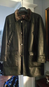 Danier Leather Mens Jacket