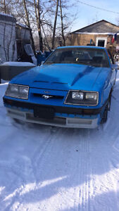 REDUCED 1985 Ford Mustang