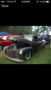Looking for 1947-1954 chevrolet