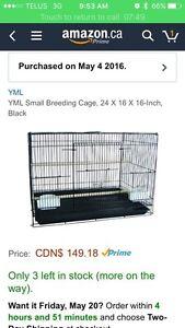 Breeder cages