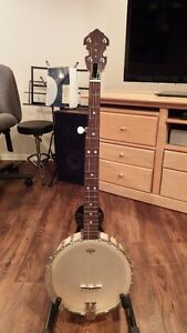 NEW 5-STRING BANJO