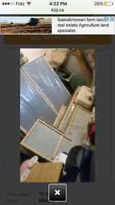 Granite counter tops *including double sink