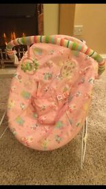 Baby Bouncer/Vibrating Chair