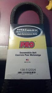 Ultimax High performance Pro Drive Belt