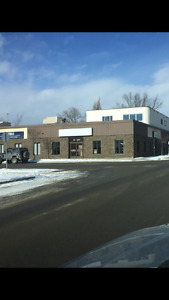 Commercial office space in Sturgeon Falls