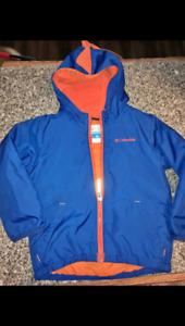 Toddler Columbia Dino jacket