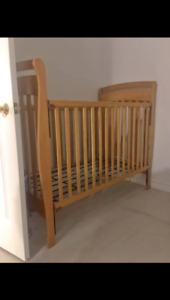 Infant Crib- perfect condition
