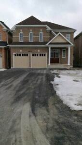 Just finished house for rent at North Oshawa