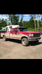 1995 Ford F-250 7.3 Powerstroke