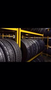 Winter tires and all season tires