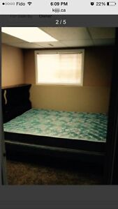 $800 everything including utility wifi  &TV cable 2 bedrooms