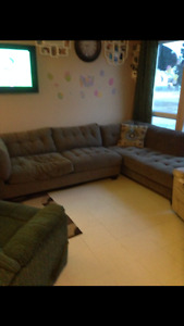 Sectional couch for sale in Geraldton