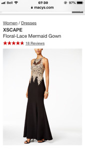 "Women's ""Escape""evening gown -"