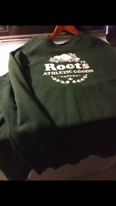 2XL roots sweater