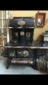 Antique Cook Stove For Sale