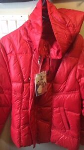 Women's brand new Flash Geo winter jacket