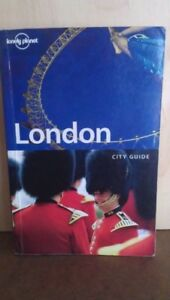 Lonely Planet LONDON: Travel City Guide / 5th Edition, Paperback